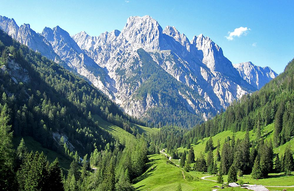 germany independent trekking holidays