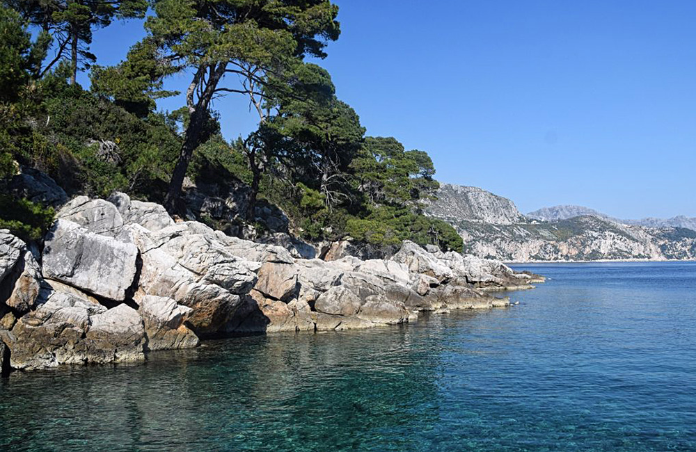 croatia independent walking and rambling holidays