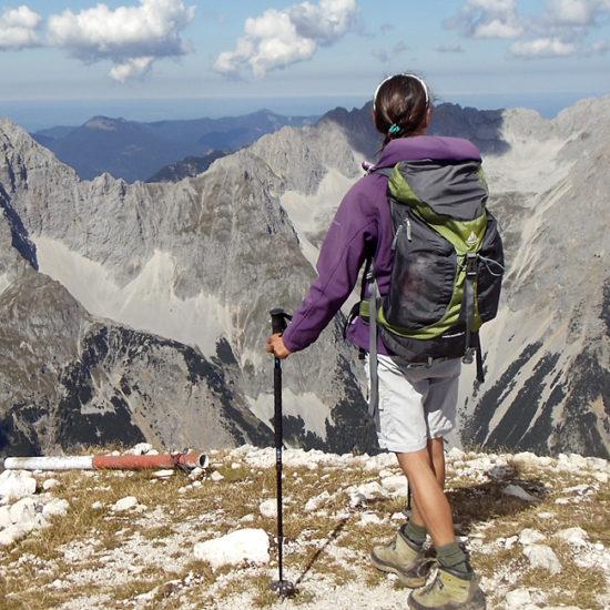 garmisch to innsbruck self-guided hiking tour