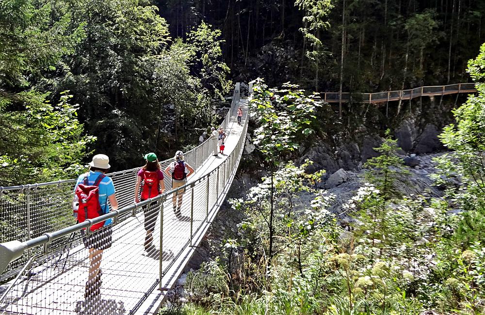 austria independent trekking holidays