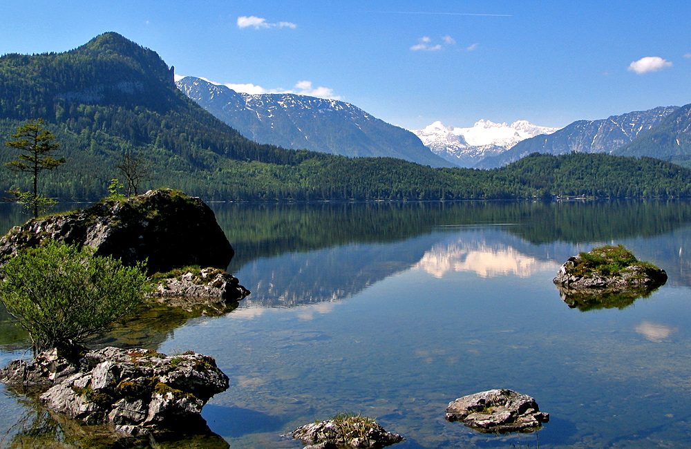 austria sef-guided walking and trekking holidays
