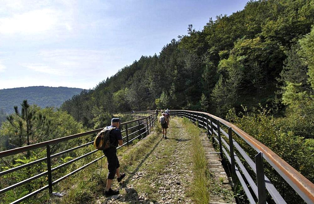 inn to inn trekking and hiking tours of croatia and istria
