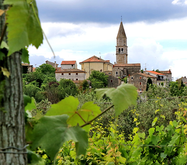 self-guided walking and hiking in croatia and istria