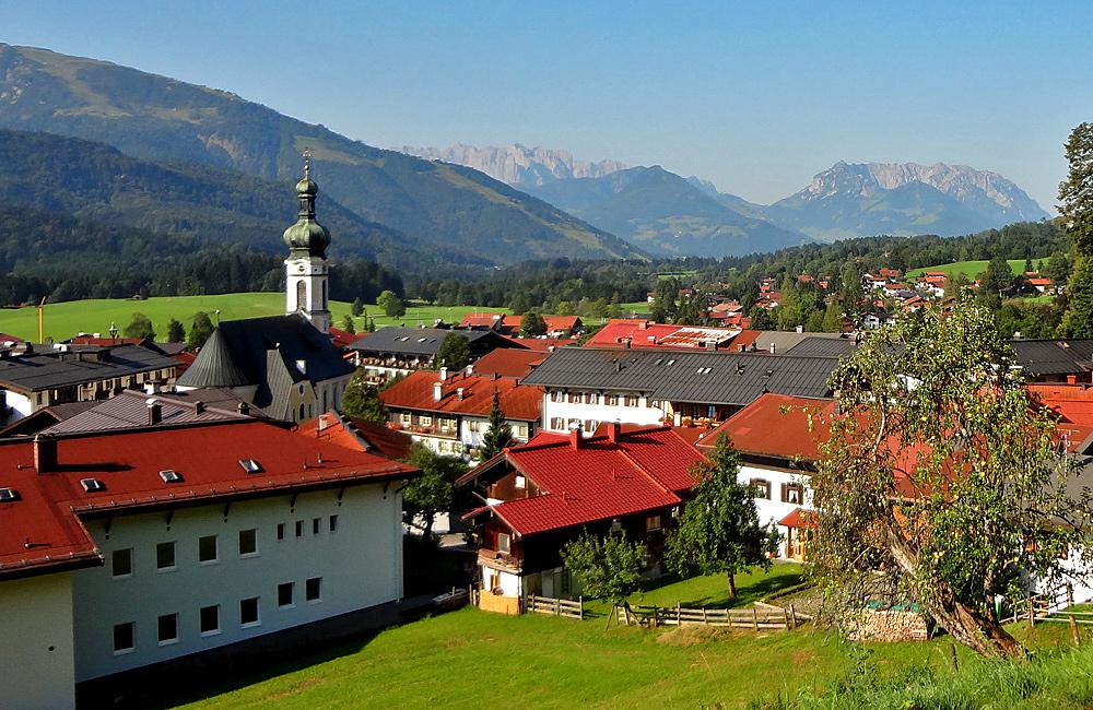 inn to inn trekking in germany and austria