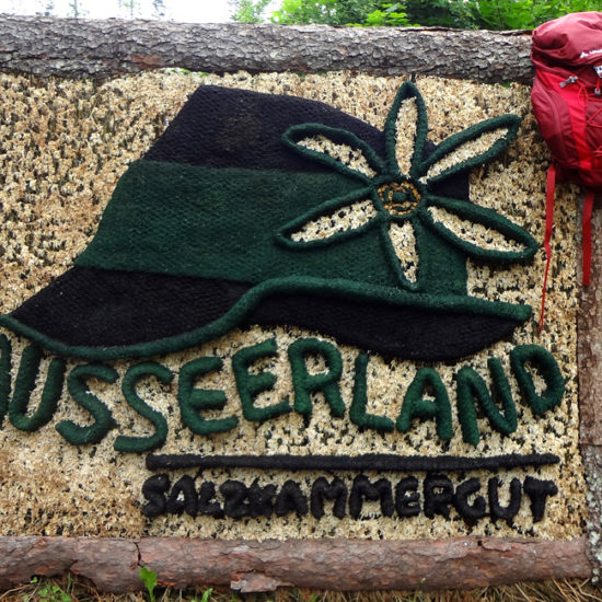 unguided walking and hiking tours in austria