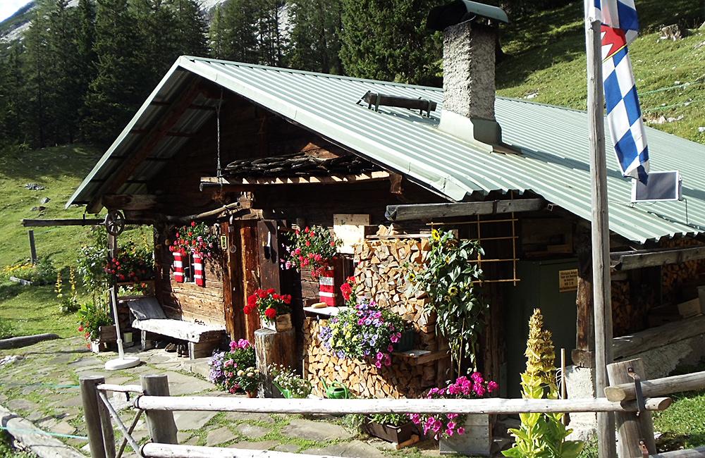 tyrol of austria and germany hiking tour