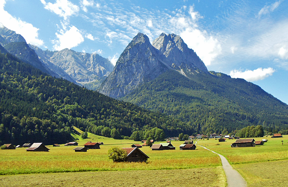 austria and germany tyrolean hiking tour