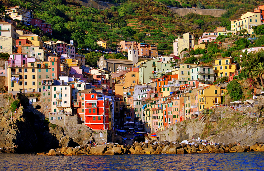 cinque terre self-guided unguided walking tours