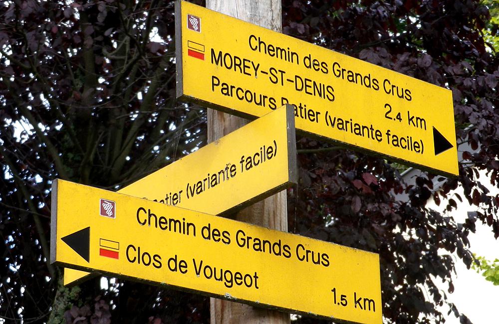 self-guided walking in burgundy, france