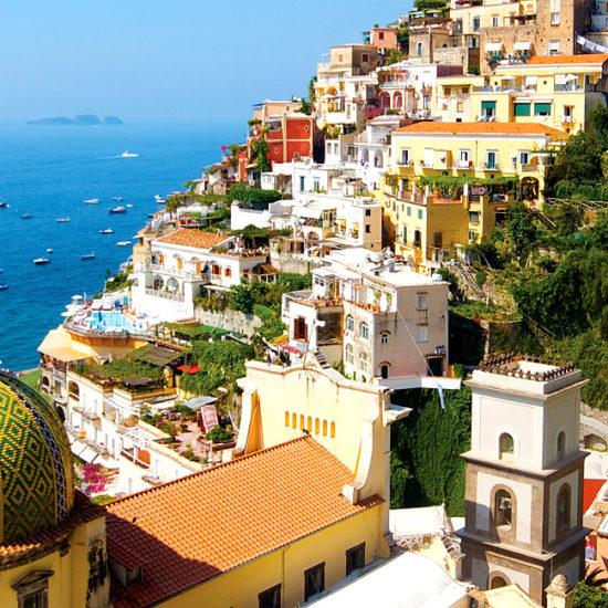 amalfi self-guided walking holidays