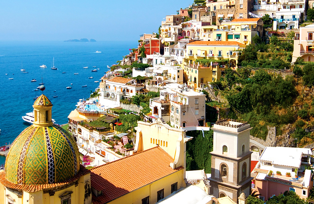 amalfi self-guided walking holidays