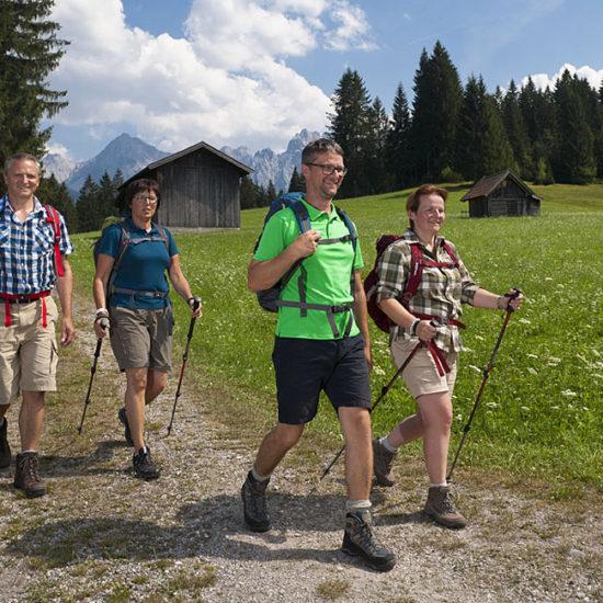 inn to inn self-guided walking in germany