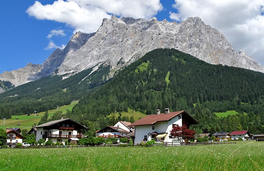 germany inn to inn trekking tours