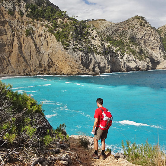 spain self-guided hiking tour in mallorca