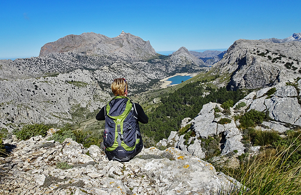 self-guided walking and hiking tour in spain, mallorca