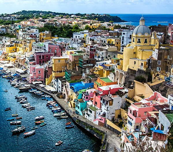 bay of naples and capri self-guided walking and hiking tour