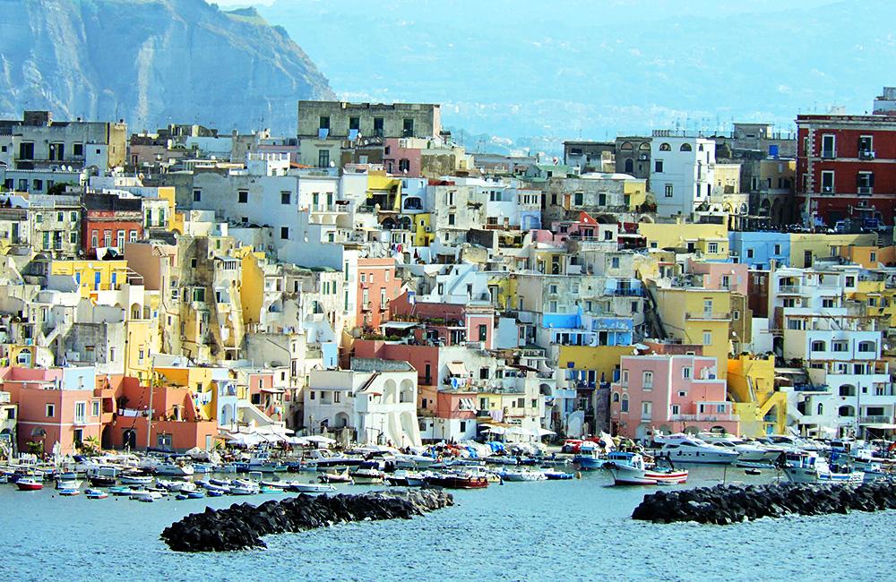 capri unguided rambling holidays