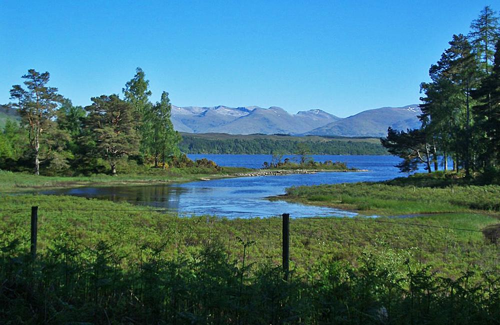 unguided trekking tour in scotland