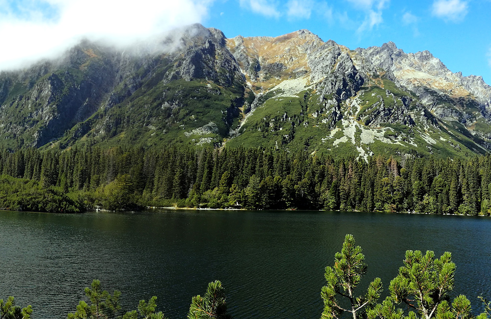 independent trekking slovakia