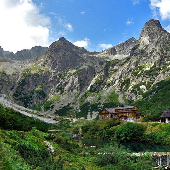 slovakia self-guided walking hiking