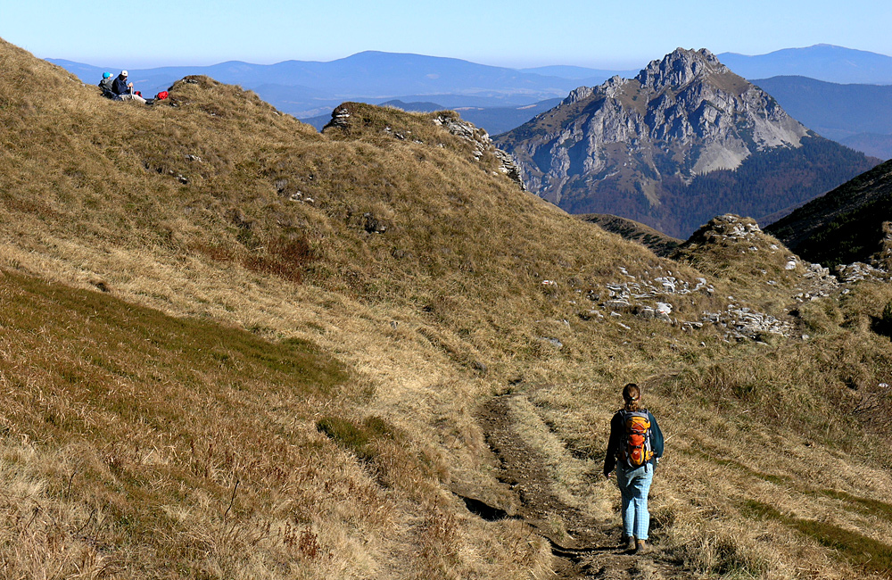 slovakia inn to inn trekking tours