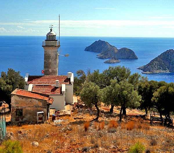 lycian way self-guided hiking turkey