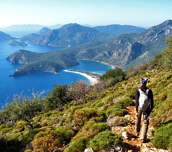 lycian way self-guided walking and hiking holidays, turkey
