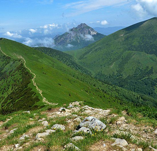 slovakia self-guided walking and hiking holidays