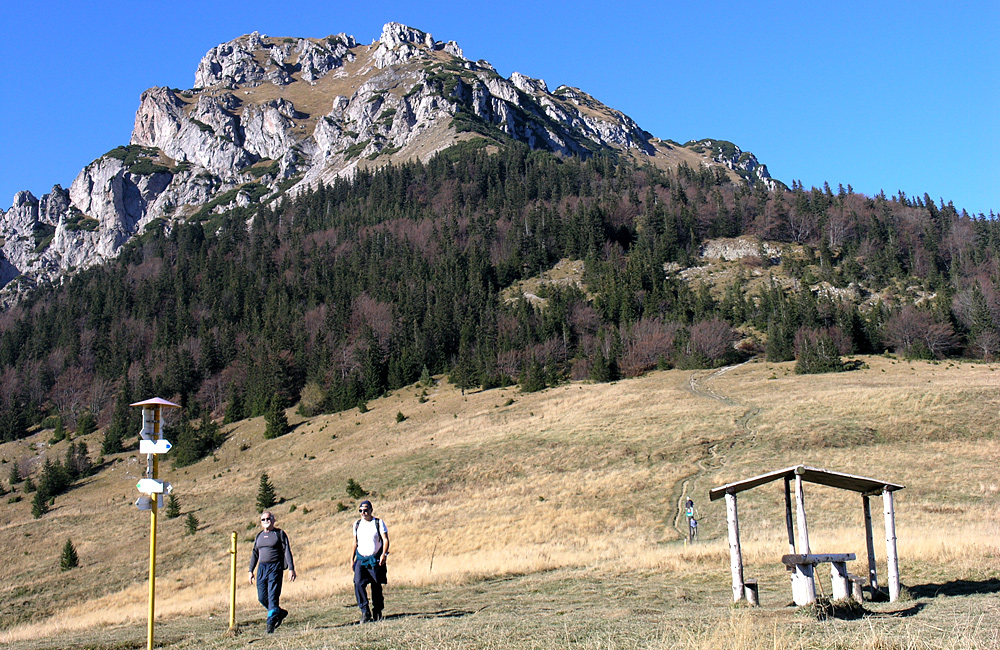 walking, hiking and trekking slovakia