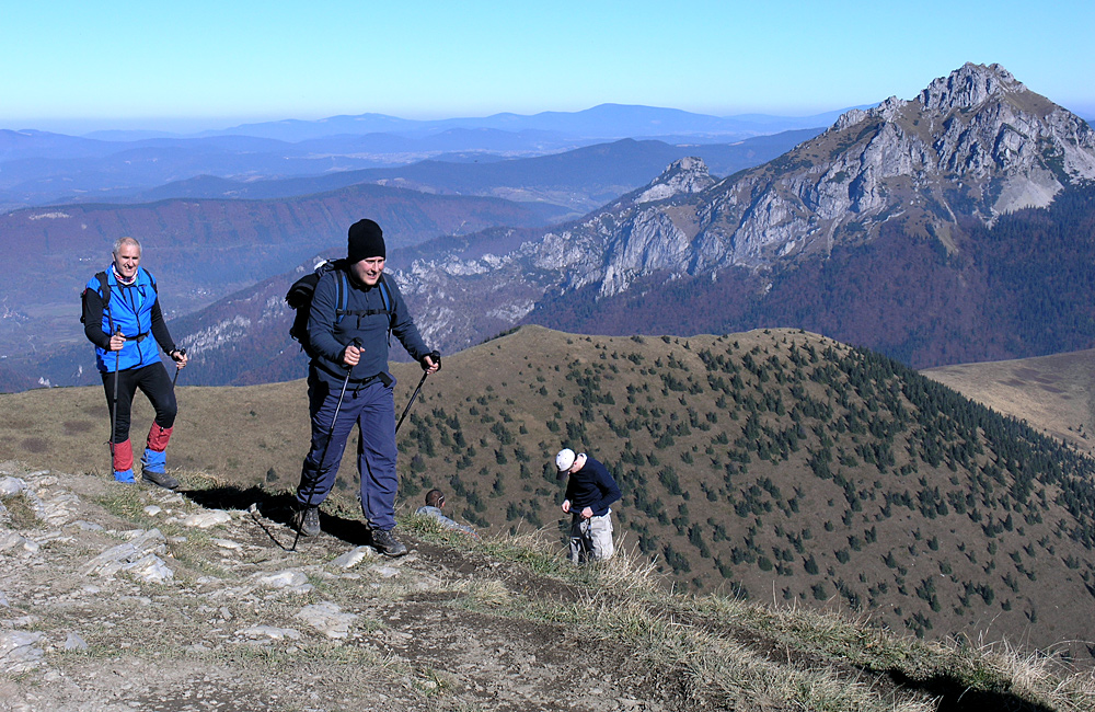 independent hiking and trekking slovakia