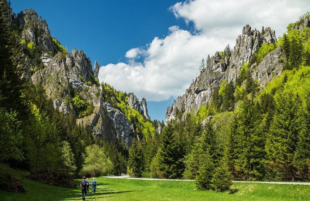 mala fatra self-guided walking slovakia