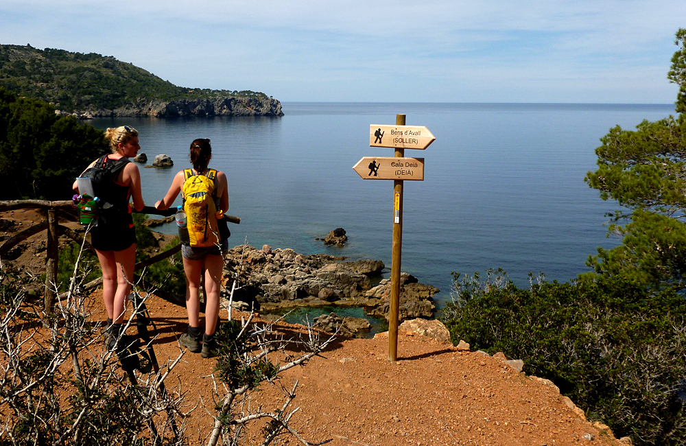 self-guided walking holidays in mallorca