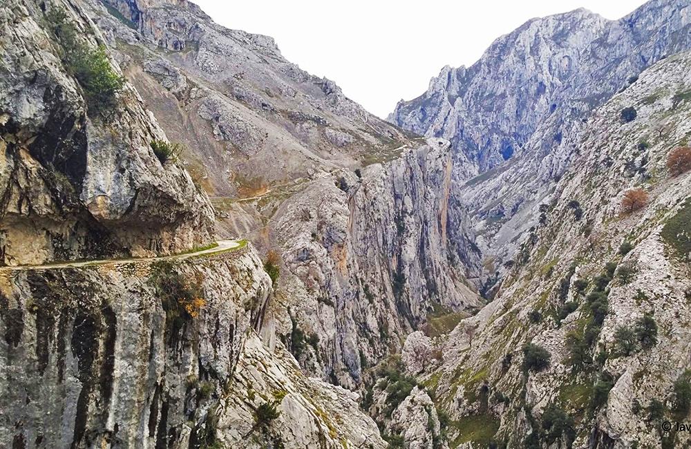 self-guided walking in picos de europa, spain