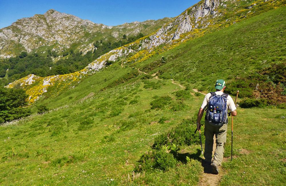 picos de europa self-guided hiking trek