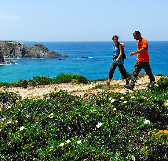 rota vicentina self-guided walking and hiking tours, portugal