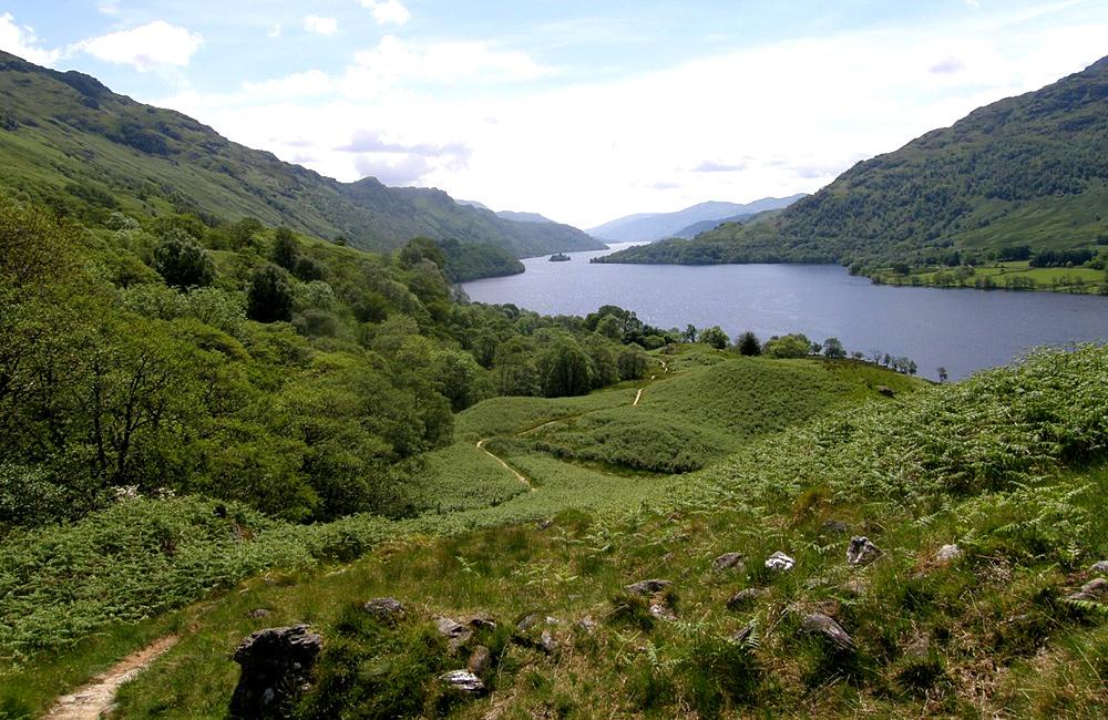 glen way hiking and walking tours