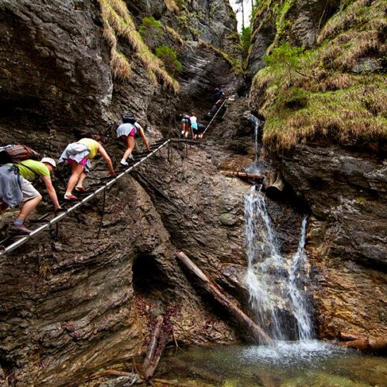 self-guided trekking slovakia