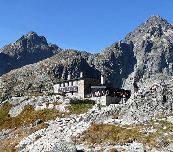 slovakia self-guided trekking and hiking tours