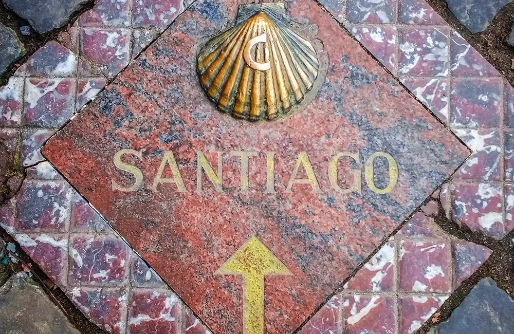 self-guided walking and hiking camino de santiago