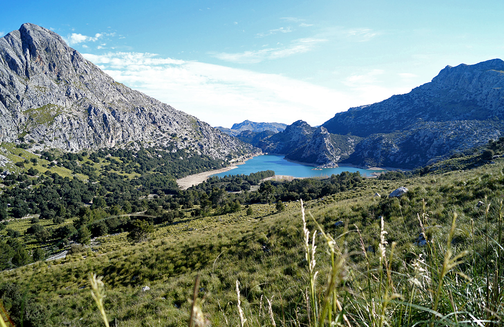 self-guided trekking in mallorca