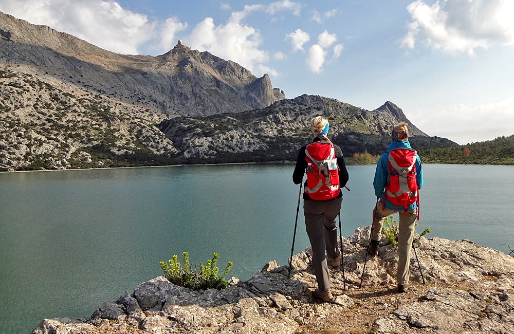 mallorca self-guided hiking walking
