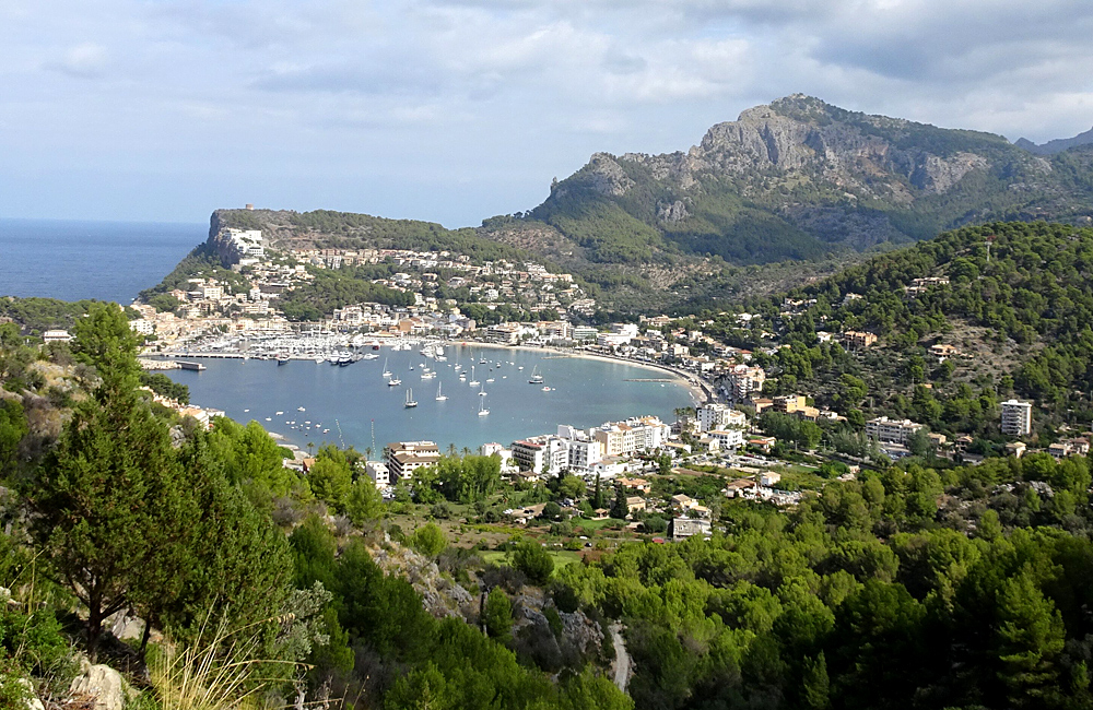 independent hiking in mallorca