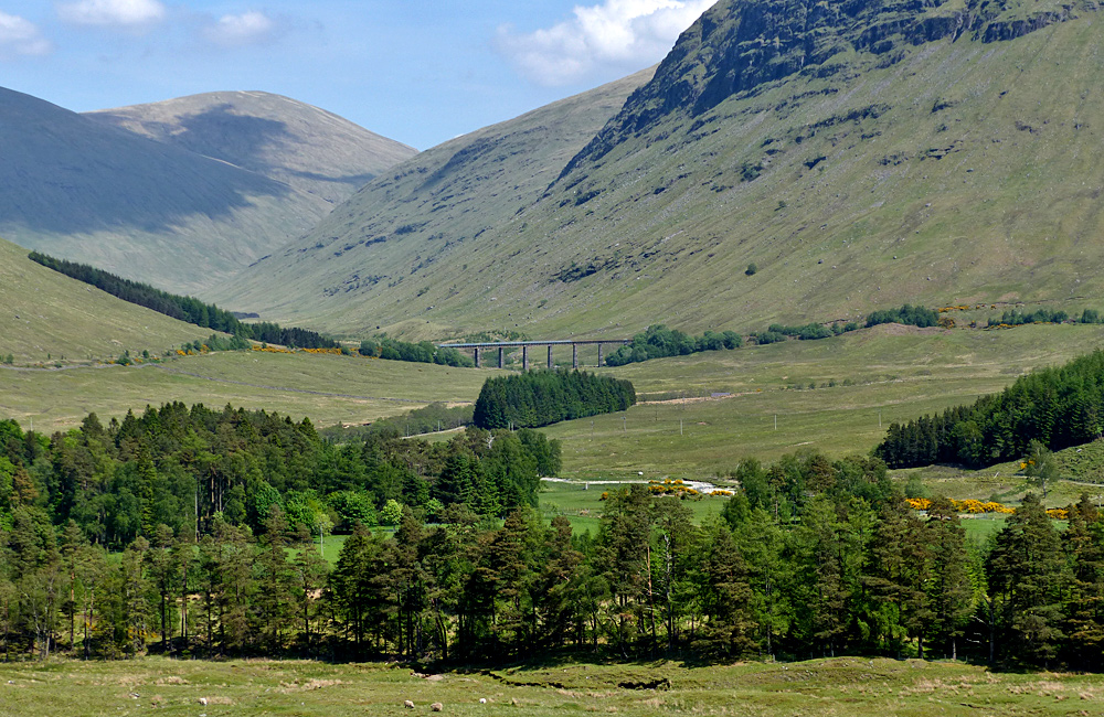 self-guided hiking walking scotland