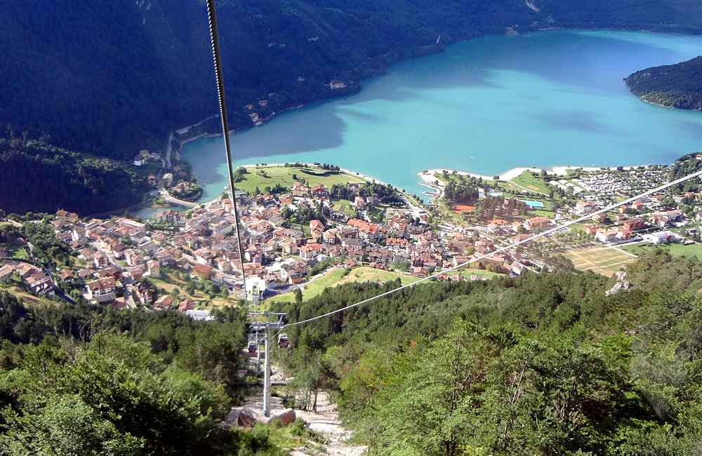 garda lake tyrol independent walking