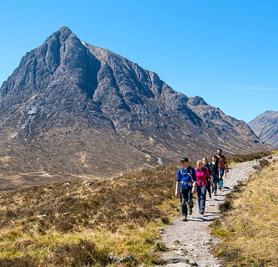 independent trekking west highland way