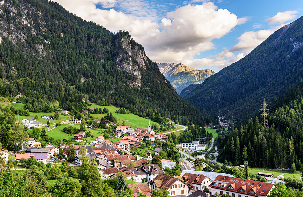 switzerland inn to inn trekking albula bernina