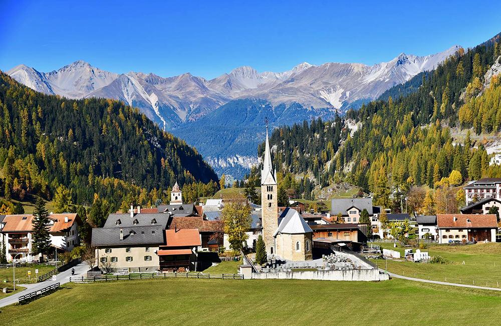 inn to inn trekking in switzerland