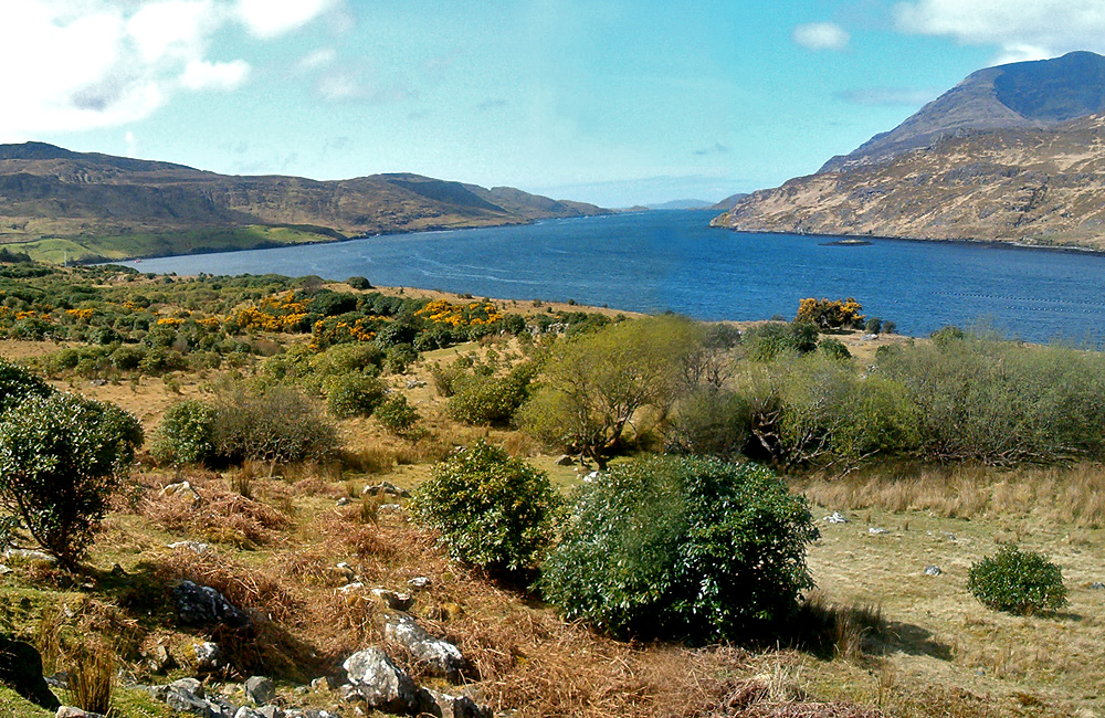 ireland walking and hiking tours