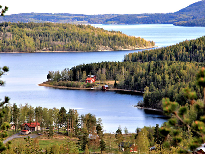 sweden self-guided walking and hiking tours