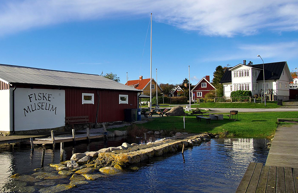 self-guided hiking tour sweden